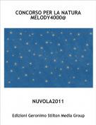 NUVOLA2011 - CONCORSO PER LA NATURAMELODY4000@