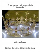 AliLoveBook - Principesse del regno della fantasia