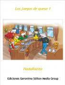 HadaRatita - Los juegos de queso 1