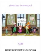 FABY - Pronti per l'Avventura!