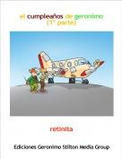 retinita - el cumpleaños de geronimo(1º parte)