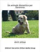 shirli stilton - Un animale domestico per Geronimo