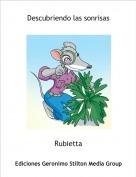 Rubietta - Descubriendo las sonrisas