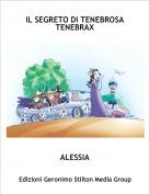 ALESSIA - IL SEGRETO DI TENEBROSA TENEBRAX