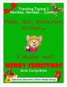 Anie Curly/Anie - Trending Toping 2Navidad, Navidad... (contin)