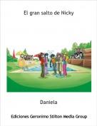 Daniela - El gran salto de Nicky