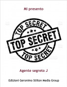 Agente segreto J - Mi presento