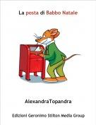AlexandraTopandra - La posta di Babbo Natale