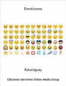 Ratoniguay - Emoticonos