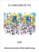 ALBA - EL CUMPLEAÑOS DE TEA