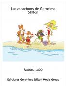 Ratoncita00 - Las vacaciones de Geronimo Stilton