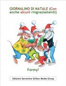 Formy! - GIORNALINO DI NATALE (Con anche alcuni ringraziamenti)