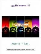 Alba115 --> Albi . - ¡¡¡¡ Halloween !!!!