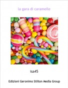 isa45 - la gara di caramelle