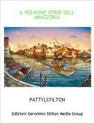 PATTYLSTILTON - IL POLMONE VERDE DELL' AMAZZONIA