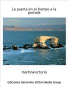 martinavictoria - La puerta en el tiempo a la portada