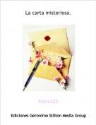 Flora123 - La carta misteriosa.