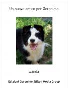 wanda - Un nuovo amico per Geronimo