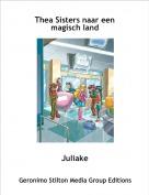 Juliake - Thea Sisters naar een magisch land