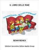 BENNYBENEX - IL LIBRO DELLE RIME
