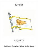 REQUISITA - RATONIA