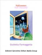 """Giulietta Formaggetta - Halloween """"PER INIZIARE"""""""