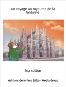 lea stilton - un voyage au royaume de la fantaisie!