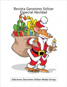 Juanito - Revista Geronimo StiltonEspecial Navidad