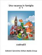 codina03 - Una vacanza in famiglian°1