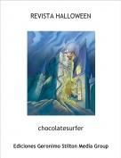chocolatesurfer - REVISTA HALLOWEEN