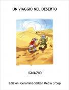 IGNAZIO - UN VIAGGIO NEL DESERTO
