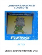 RETISA - CURSO PARA PERIODISTAS CON BIGOTES