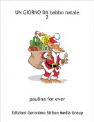 paulina for ever - UN GIORNO DA babbo natale2