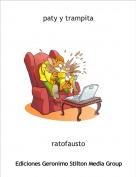 ratofausto - paty y trampita