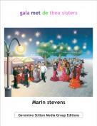 Marin stevens - gala met de thea sisters