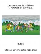 Rubén - La aventura de los animales misteriosos