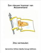 Zita vermeulen - Een nieuwe inwoner van Muizeneiland