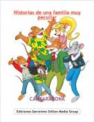 CANTARATONA - Historias de una familia muy peculiar