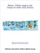 BeatriceNuotardi - Meteo..Volete sapere che tempo fa nelle città d'Italia