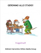 fragolina9 - GERONIMO ALLO STADIO!