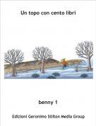 benny 1 - Un topo con cento libri