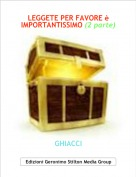 GHIACCI - LEGGETE PER FAVORE è IMPORTANTISSIMO (2 parte)