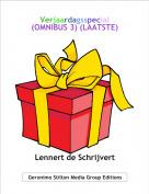 Lennert de Schrijvert - Verjaardagsspecial(OMNIBUS 3) (LAATSTE)