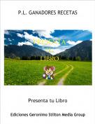 Presenta tu Libro - P.L. GANADORES RECETAS