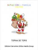 TOPINA DE TOPIX - NATALE CON LA FAMIGLIA STILTON