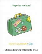 llulia roecomedia y Albi - ¡Hago las maletas!