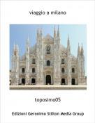 toposimo05 - viaggio a milano