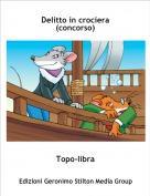 Topo-libra - Delitto in crociera (concorso)