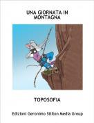 TOPOSOFIA - UNA GIORNATA IN MONTAGNA