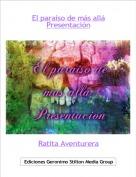 Ratita Aventurera - El paraiso de más alláPresentación